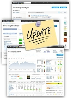 Improvements to the Charts package and more news