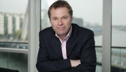 Rob Woodward CEO of STV plc