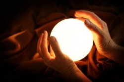 Stock market predictions  the calculator vs the crystal ball